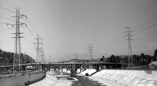 Los Angeles River, 2016