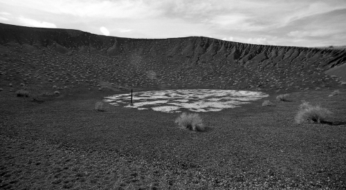 Death Valley (Crater Salt), 2016
