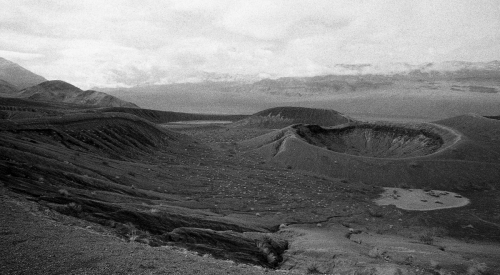 Death Valley (Craters), 2016