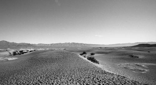 Death Valley (Dunes), 2016