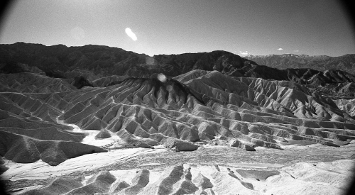 Death Valley (Zabriskie Point), 2016