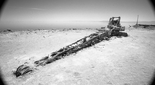 Salton Sea (Wreckage), 2015